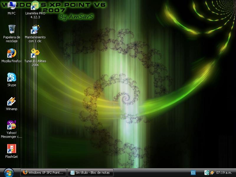 Windows XP SP2 Point V6   GAMNET VIVITI ELECTRONICS
